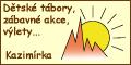 Kazimirka.cz - Tabory, vylety a akce vseho druhu pro deti