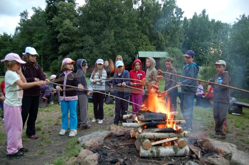 Táborák - letní tábor Kazimírka