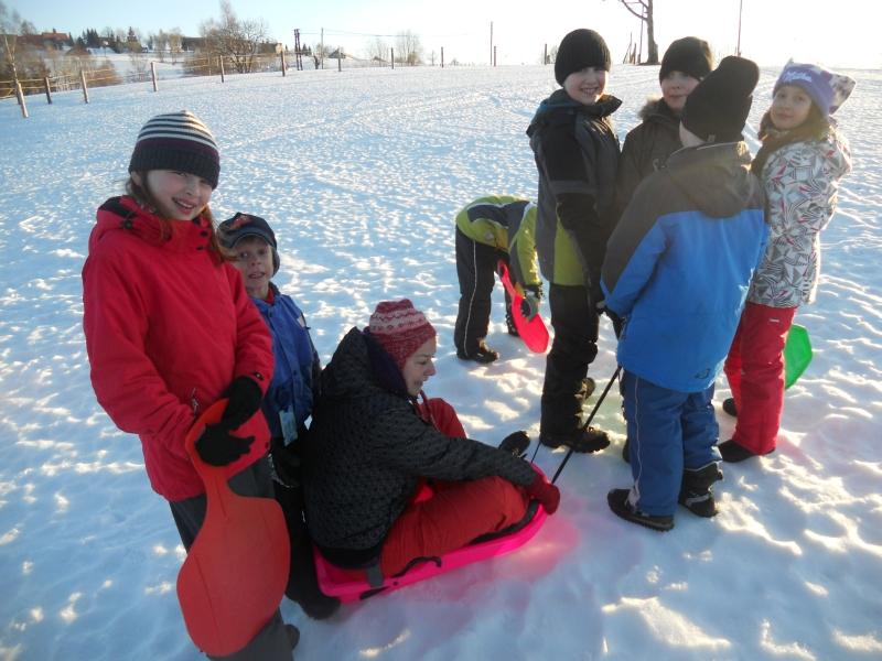 Příměstský zimní tábor Kazimírka