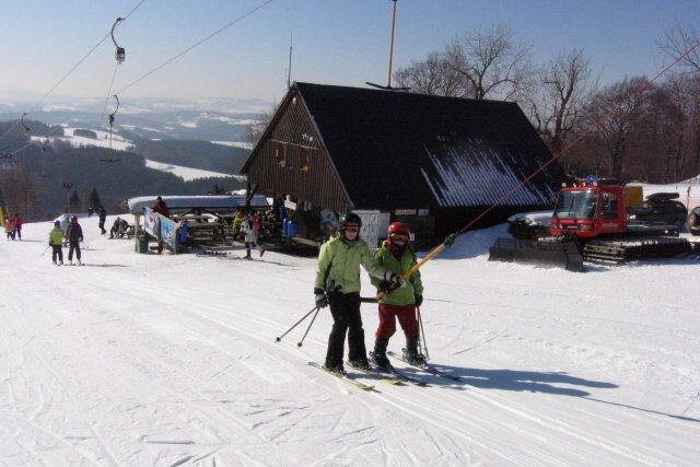 Zimní dětský tábor
