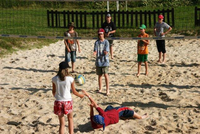 Letní dětský tábor - sport