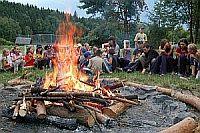 Letní dětský tábor - Táborák
