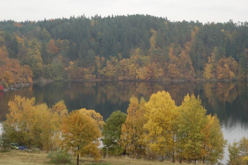 Orlická přehrada RS Štědronín - Dětské tábory Kazimírka