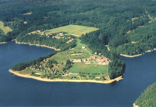 Rekreační středisko Štědronín - tábory Kazimírka
