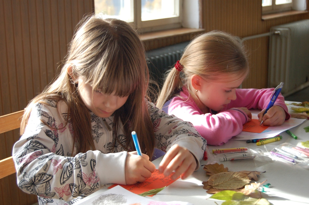 Letní dětský tábor - výtvarka