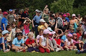 letní dětský tábor - o táboře - děti